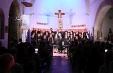 Alfés acoge el espectáculo 'Songs.cat' de la Fundació Orfeó Lleidatà
