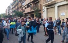 Vecinos del Jussà protegen los puntos de voto desde Comiols