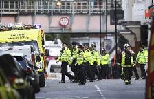 Varios heridos en Londres tras un atropello junto al Museo de Historia