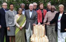 Ex líderes mundiales condenan la violencia del 1-O