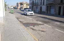 Un muerto en un accidente en La Sentiu y un detenido por el choque mortal de Peramola