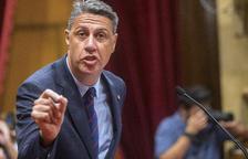 Imatge d'arxiu del president del Partit Popular de Catalunya, Xavier García Albiol.
