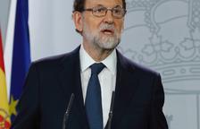 Rajoy respon amb un ultimàtum a la carta sense concreció de Puigdemont