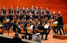 Musiquem Lleida! ofrece su último concierto en La Granja d'Escarp