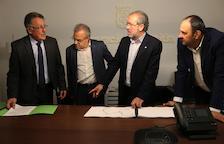 La Diputación licitará por 1,5 millones la mejora de la carretera de Borges a Cervià