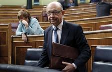 Brussel·les reclama a Espanya que enviï el pressupost per al 2018