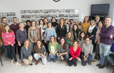 Les emprenedores de la Segarra uneixen esforços