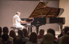 Acaba el Festival de Concabella amb un recital de Chopin