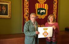 Les Borges aprueba el nuevo escudo heráldico