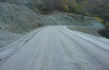 Baiasca recupera la carretera tras 2 años de incertidumbre