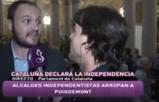 VÍDEO. Las respuestas del alcalde de Castellserà a Intereconomía se van virales