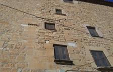 La Floresta invertirà 50.000 euros en la façana sud del castell