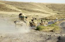 Estat Islàmic perd força a l'Iraq i Síria