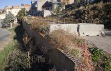 Ciutadilla licitará la última fase de la reforma del muro derruido en 2014