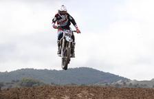 El Campenato de Catalunya de motocross baja el telón en Ponts