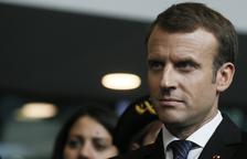 Gairebé quatre de cada deu francesos es mostren decebuts amb Macron