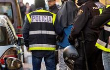 Arrestat a Sagunt un marroquí que captava jihadistes per a l'EI