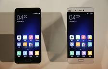 Telèfons intel·ligents de Xiaomi.