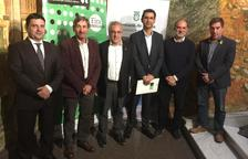 Les Borges Blanques, capital catalana de les fires durant dos dies