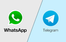 Whatsapp o Telegram?