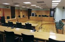 Arranca a Pamplona el judici per la violació en grup