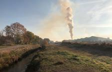 Preocupació pel fum de General d'Olis