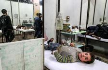 Nous bombardejos a Síria deixen almenys nou morts