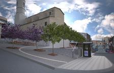 Alpicat renueva el centro histórico en el que invertirá 1,2 millones