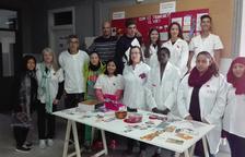 Alumnes de l'INS de Tremp informen sobre la prevenció de la sida