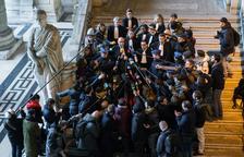 El juez belga decidirá el día 14 si entrega a España a Puigdemont