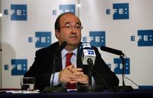 El PSOE vol un nou marc per a Catalunya