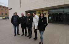 """Puigdemont crida a derrotar el 155 per restituir el Govern """"legítim"""""""