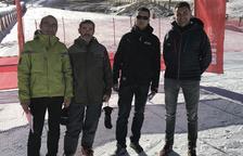 Campanya per fomentar el reciclatge en el sector de l'esquí