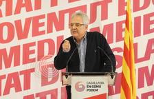 """Xavier Domènech: """"Ciutadans ha aconseguit que el PP sembli un partit de centre"""""""