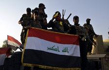 """L'Iraq proclama oficialment el """"final de la guerra"""" contra l'Estat Islàmic"""