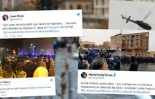 Reaccions a la sortida de les obres del Museu de Lleida