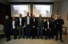 Sixena centra el primer debat entre els candidats per Lleida