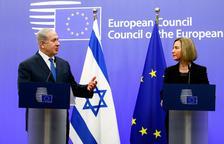 Netanyahu insta els països europeus a traslladar les ambaixades a Jerusalem