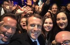 """Macron: """"El món està perdent la batalla contra el canvi climàtic"""""""