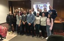 Conferencia sobre los hábitos de una buena nutrición en Alpicat