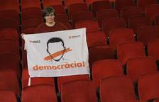Mireia Boya: «Les opcions sols són dos: el 155 o la possibilitat de llibertat i de república»