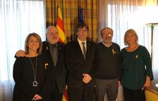 """Puigdemont demana """"mentalitat d'estat independent"""" per al 21-D"""