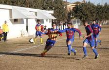 El Térmens supera al Bellpuig con un gol de Ortega