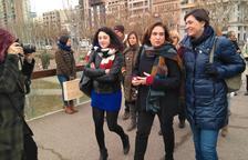 Colau insta a Lleida a prioritzar la inversió social davant la