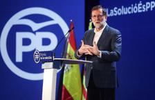 Rajoy descarta l'indult a sobiranistes i ressalta la seguretat del sistema electoral