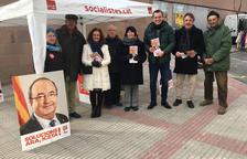 Denuncien una crítica homòfoba a Iceta d'un líder veïnal de Lleida