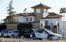 Un mort i tres detinguts després d'intentar assaltar un xalet a Sevilla