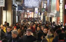 Ple en l'Eix Comercial de Lleida