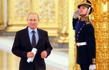 Putin rep el suport del partit del Kremlin per a les presidencials