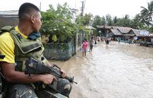 El tifón Vinta ya ha dejado 200 muertos y 70.000 desplazados a su paso por Filipinas